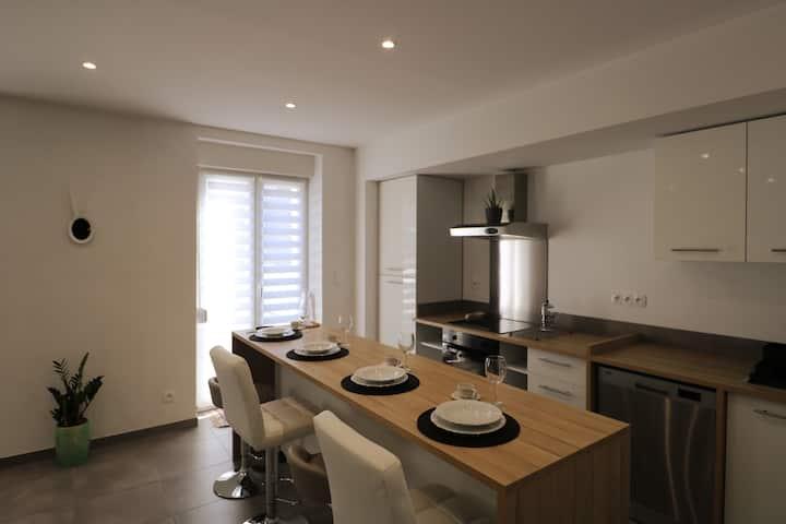 Appartement tout confort / Idéal pour télétravail
