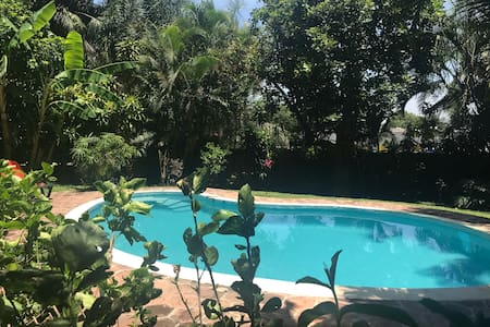 Charming cozy villa downtown Cuernavaca