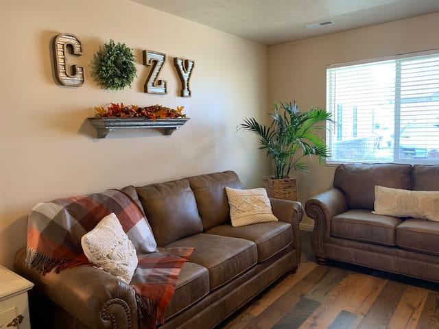 Cozy AutumnTownhouse