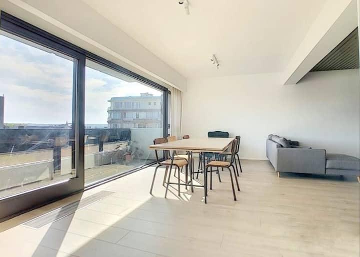 Appartement confortable et lumineux