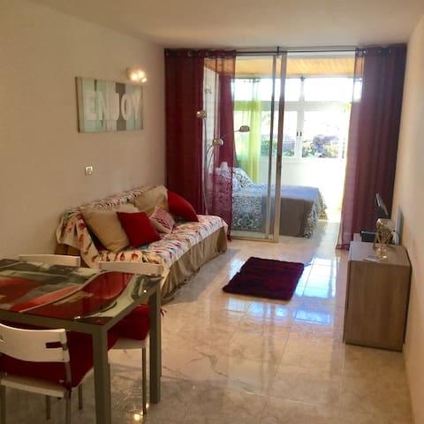 Gorgeous new apartment with pool - Costa del Silencio - Apartment