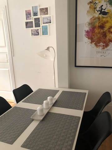 'Feel like at home' family apartment