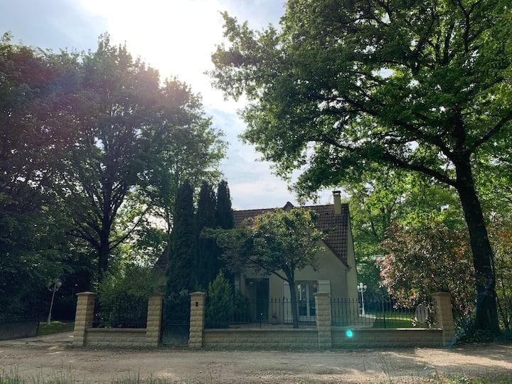 Clos des chênes, Maison 12pers proche Disney/Paris