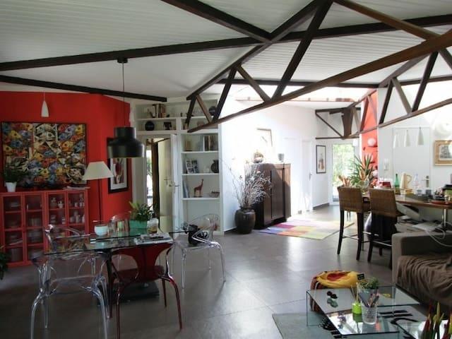 Elegant and comfortable villa in Croix-Rousse - Lyon - Villa