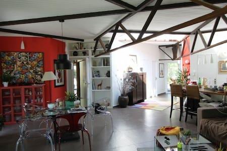Elegant and comfortable villa in Croix-Rousse - リヨン - 別荘