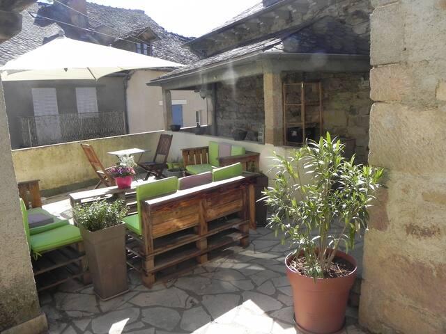 Chez Sonia & Christophe