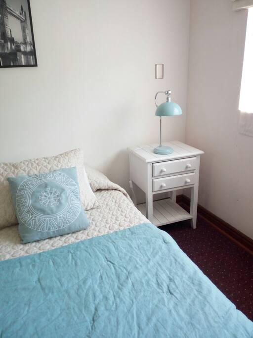 Dormitorio ensuite cama king