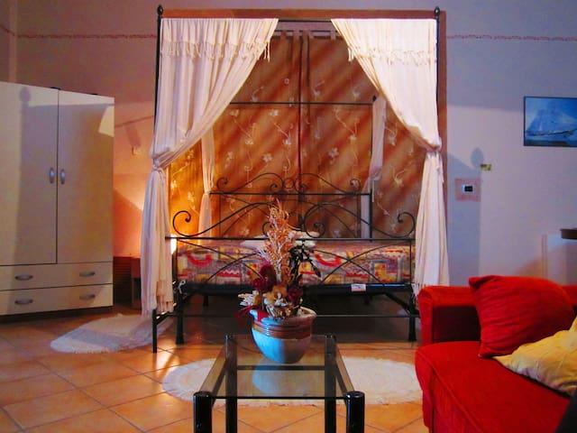LAST MINUTE terme Sorano, loft x2 in campagna - Elmo - Loft