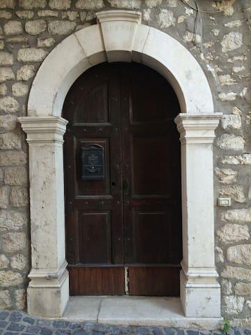Il Portale Antico - Campoli del Monte Taburno - Apartamento