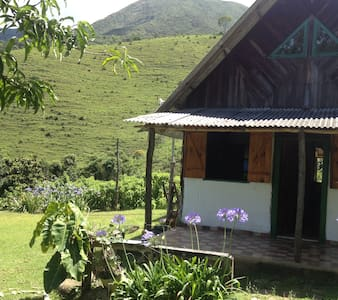 Mountain experience in Brazil! - Itamonte