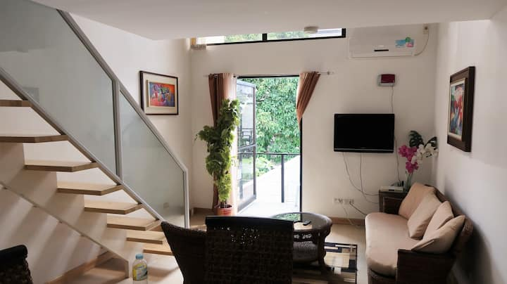 Maisonette #15, 1 bedroom, 50sqm, 900m to Fields