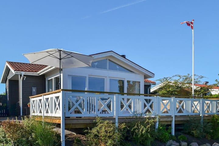 Modern Holiday home in Funen with terrace