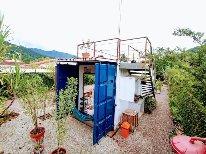 Casa Container Ubatuba Lagoinha