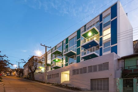Lovely flat in residential area. - Valparaíso