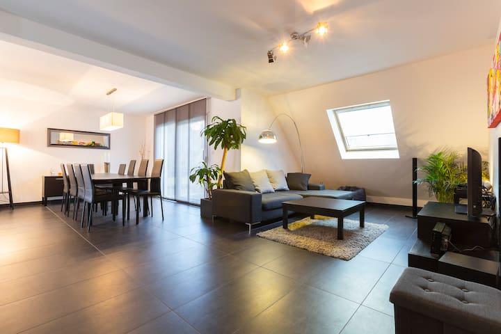 Maison moderne proche Mulhouse Bâle - Chalampé - Huis