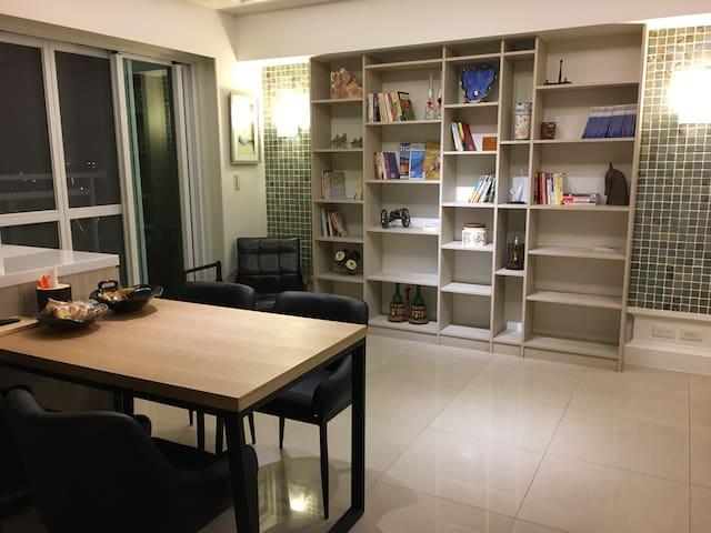 愛河景館,獨立空間,短租,月租 - Gushan District - Apartamento
