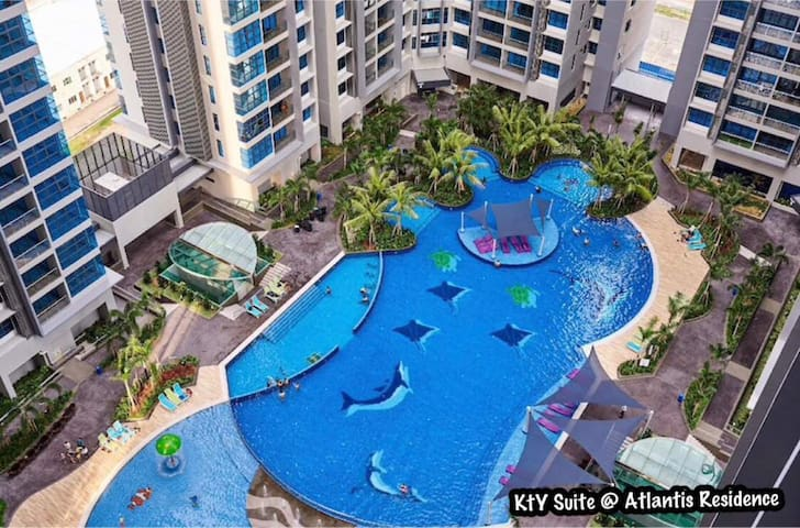 KtY Suite @ Atlantis Residence