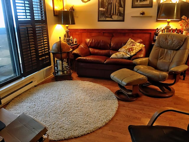 Private and Cozy bedroom in downtown Ottawa