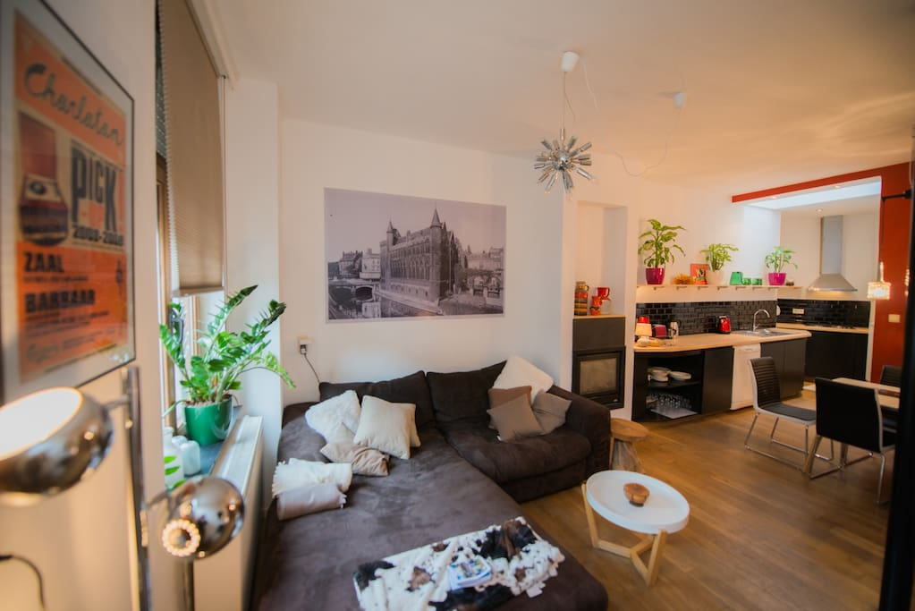 Bed Resort Lucas Munich Townhouses For Rent In Gent