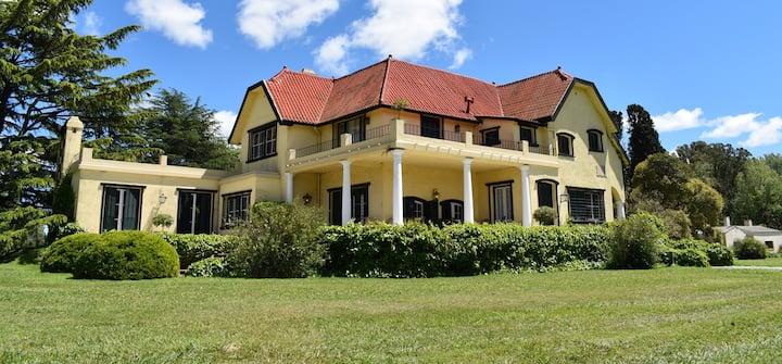 Casa de campo Estancia Los Lagartos en Cañuelas