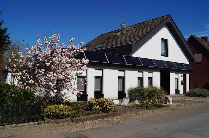 Gemütliche Ferienwohnung in Xanten-Wardt - Xanten - Apartment