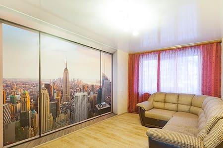3-к квартира на сутки - Kemerowo - Wohnung