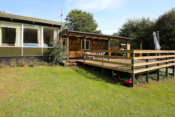 4 person holiday home in Fårevejle