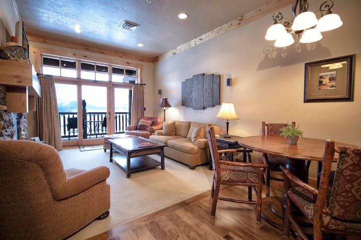 C&C: Teton Springs Luxury Condo #307
