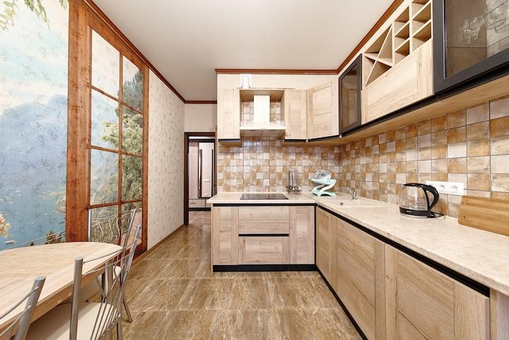 ⚜ ⚜⚜⚜⚜ Новая квартира у Моря  и Мыса Любви! ♥