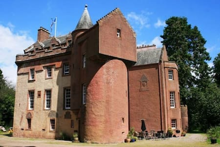 16th century medieval castle - Arbroath - Bed & Breakfast