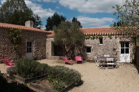 Cottage between Pornic and Noirmoutier - Machecoul - Дом