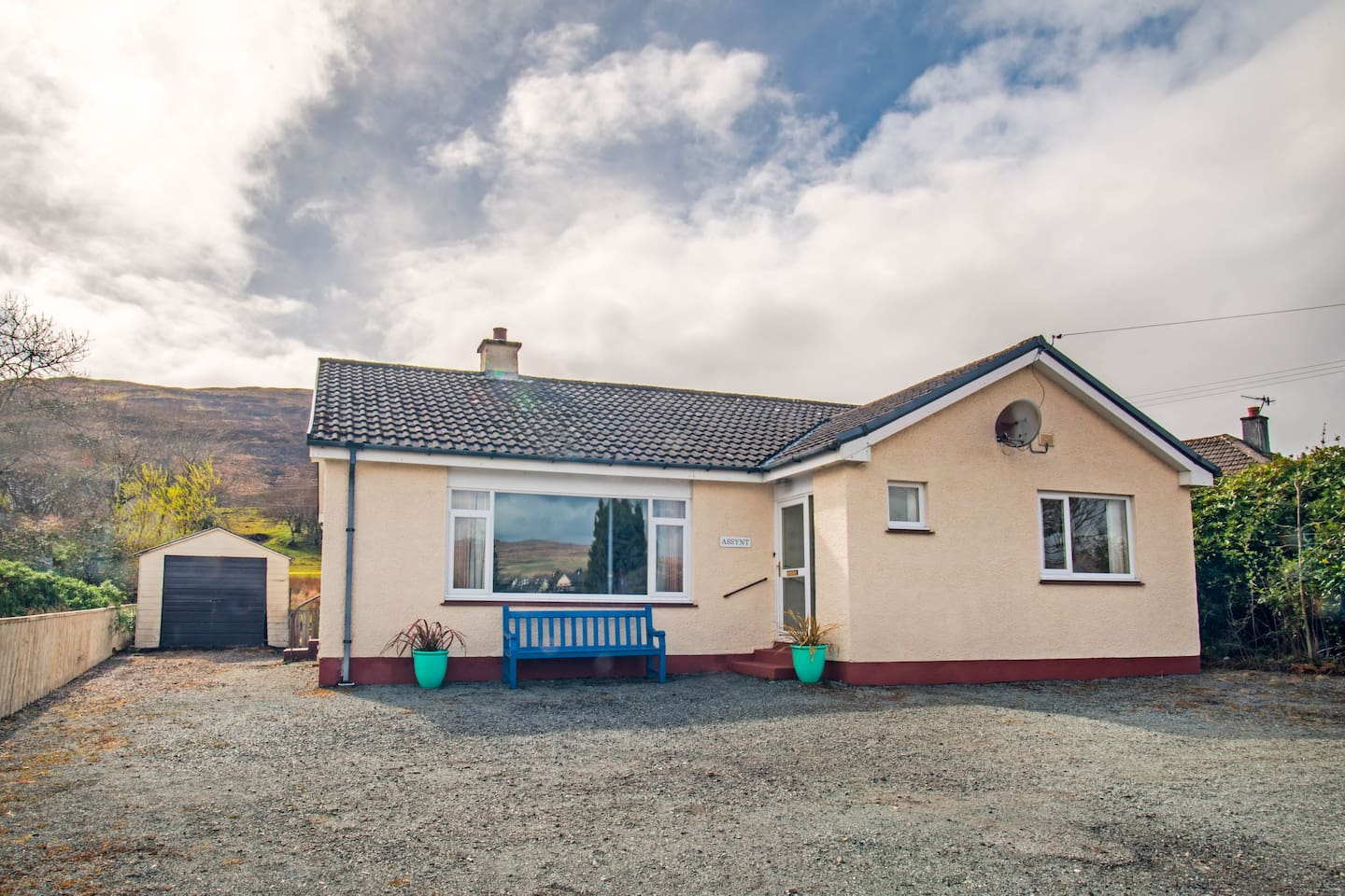 Assynt Cottage Rm 3