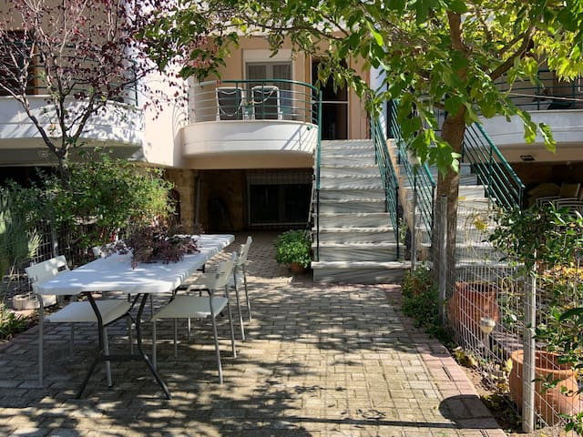 Maisonette Anastazia 60 m from Kalamitsi beach