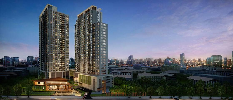 Fuse condo - Sathorn - Apartment