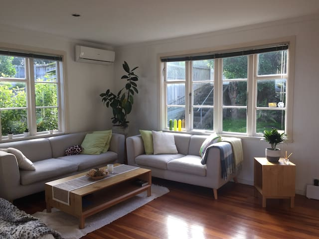 Cutest 2 bedroom house in Auckland
