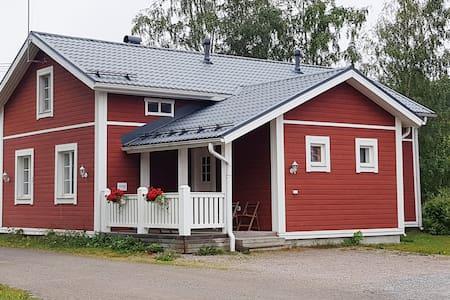 Peltolan Mummola, maalaistalo Kalajoen sivukylällä