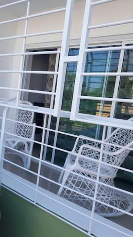 Apartamento nuevo 2016 con parkeo y plena segurida - Santo Domingo - Leilighet