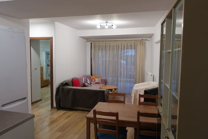 Cosy flat in Ano Poli /fully equipped.