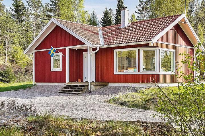 4 etoiles maison de vacances a FÄRGELANDA