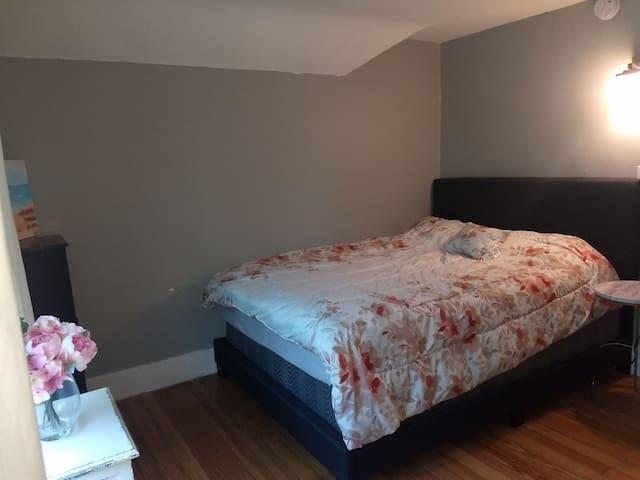 Bedroom #1 Queen