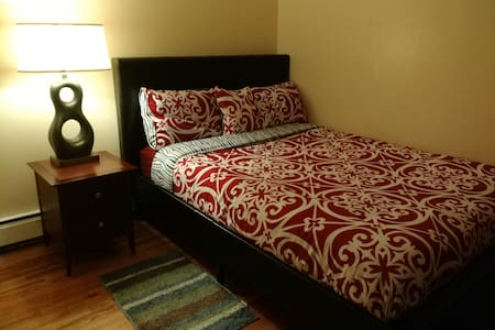 Beautiful cozy private bedroom with 150mbps wifi!! - Brooklyn