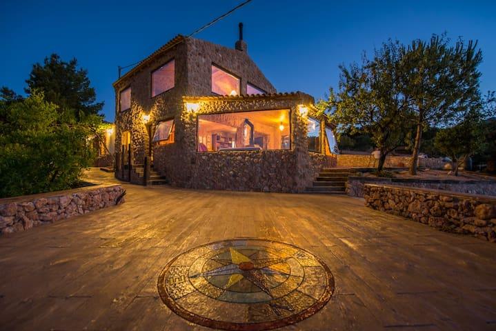 Casa de los Pinos II. El Berro. Sierra Espuña - Alhama de Murcia - Rumah
