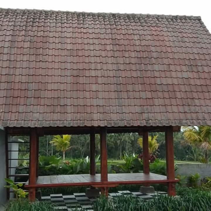 Bali villa boni