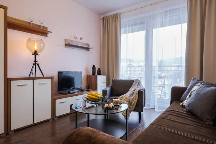 Apartament Zachodni, MyWeek