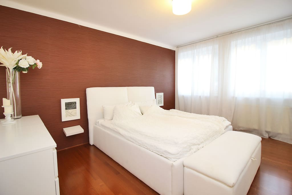 LOOK on SPACIOUS (90m2), LUXURIOUS 1 bedroom flat close to CITY CENTER!