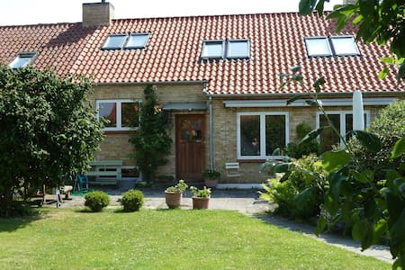 Familyhouse 20 min. from Copenhagen - Huis