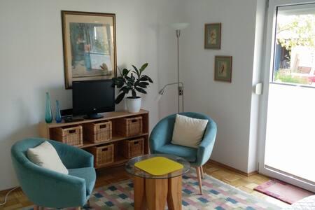 Kleines Appartement mit Charme