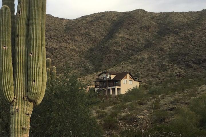 South Mountain Hideaway.