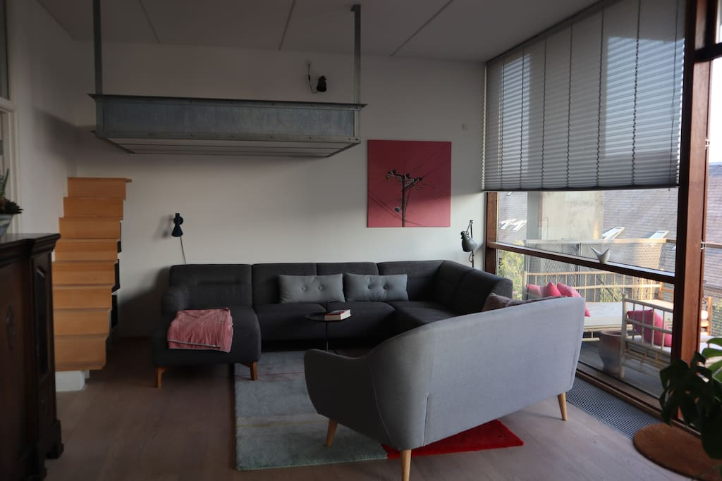 Sofaer hvor alle kan slænge sig