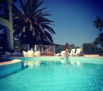 Appartamento tipico con piscina! - Malamurì - Daire